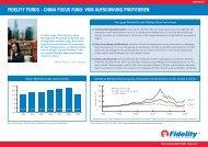 fidelity funds - china focus fund: vom aufschwung profitieren