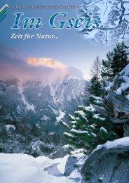 Zeit für Natur... - Nationalpark Gesäuse