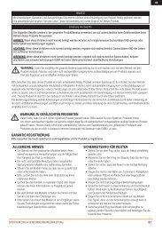 warnung zu gefälschten produkten garantie registrierung ... - Spektrum