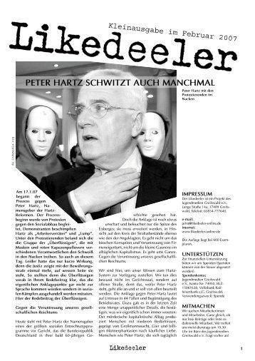 Kleinausgabe im Februar 07 (pdf; 960KB) - Likedeeler-online