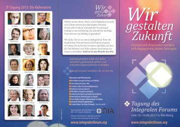 FLYER_IF-Tagung_2013_layout1 - Regina Hunschock