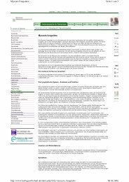 Seite 1 von 3 Mycosis Fungoides 06.03.2006 http://www ...
