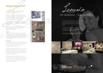 Leovado Flyer - Orruzell