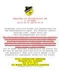 17. Ferienfreizeit des 1. FC Zandt - beim 1. FC Zandt eV - Seite 4