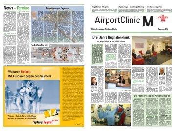 News – Termine - Flughafen München