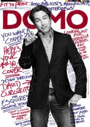 Download DOMO 01/2013 (PDF) - Ringier