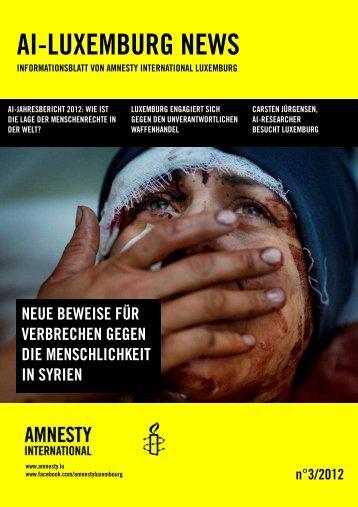 AIL news 21 juin 2012 DE - Amnesty Luxembourg