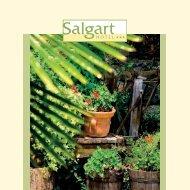 Hotelprospekt - Hotel Salgart