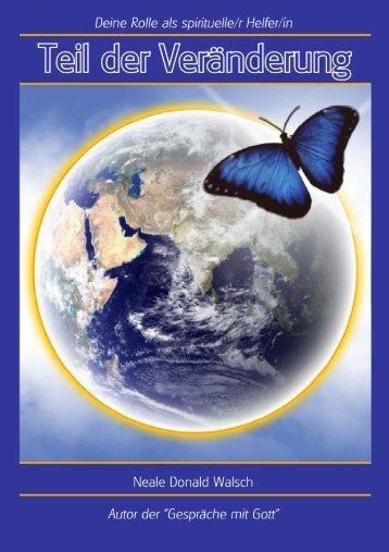 Teil der Veränderung - Deine Rolle als spiritueller Helfer
