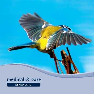 Katalog Medical & Care - Medesign.de