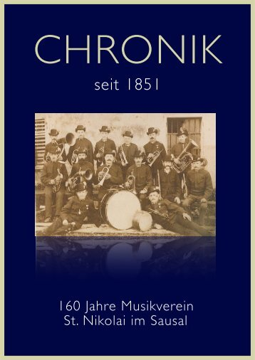 Chronik_files/Chronik MV_blau.pdf - MUSIKVEREIN St. Nikolai im ...