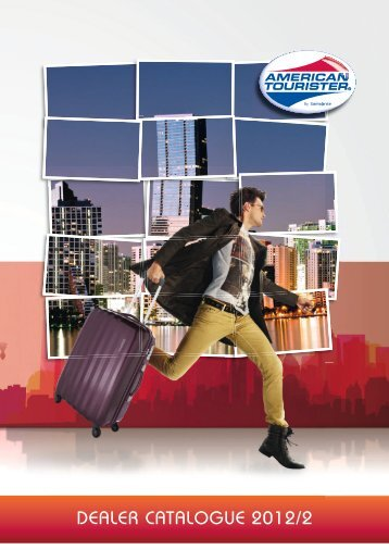 DEALER CATALOGUE 2012/2 - Samsonite