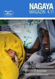 MAGAZIN 4.11 - Menschen für Menschen