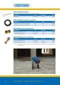 Bauteilaktivierung/ Industriebodenheizung - Zewotherm - Seite 6