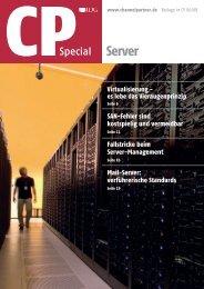 Server - ChannelPartner.de