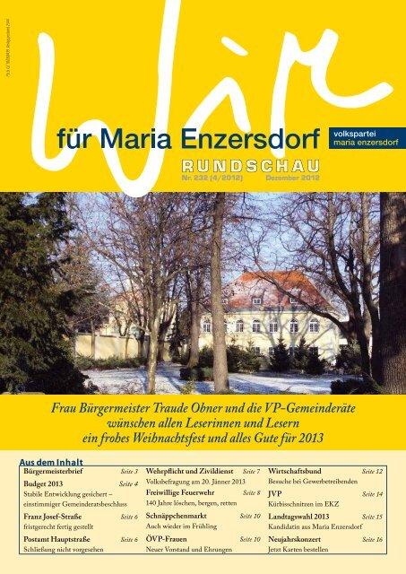 Singles aus Maria Enzersdorf kennenlernen LoveScout24