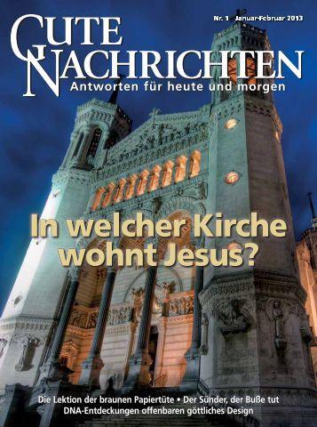 PDF-Version dieser Zeitschriftenausgabe - Gute Nachrichten