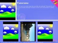 Panorama - Get Mobile game