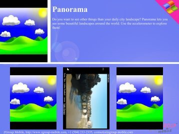 Panorama - Get Mobile game