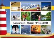 Leistungen / Medien / Preise 2011 - Bi uns in' Norden