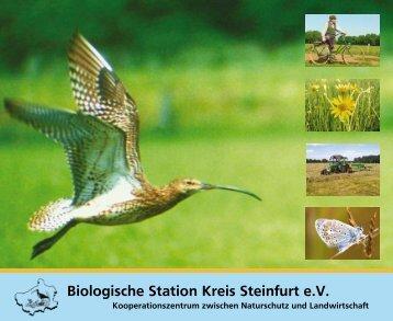 Biologische Station Kreis Steinfurt e.V.