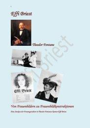 """Der Roman Theodor Fontanes""""Effi Briest"""" ist schon auf viele ... - DUO"""