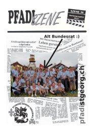 Herbstausgabe 2012.indd - Pfadi St.Georg Gossau-Niederwil