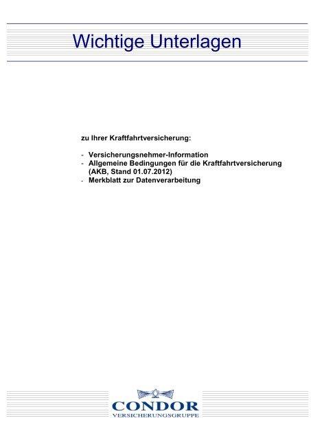 kfz versicherung regionalklassen tabelle 2020