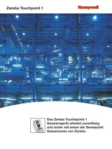 DATENBLATT Zareba TouchPoint 1