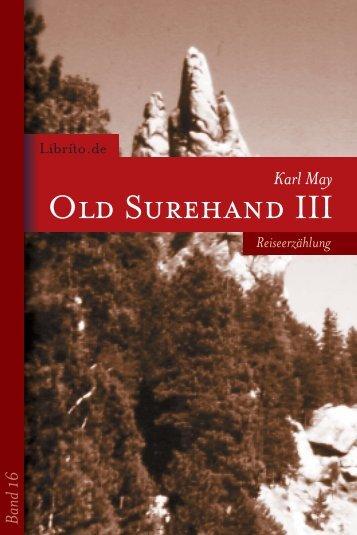 Old Surehand III - Librito