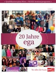 20 Jahre - SPÖ Frauen