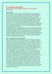 Ein vielseitiger Einfallspinsel - PDF - Knie, Rolf