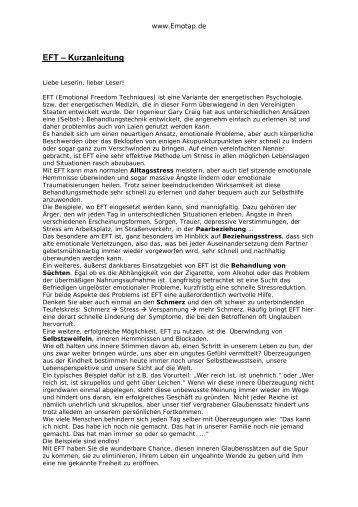 EFT - Kurzanleitung Verdana_emotap.
