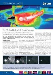 Die Methodik des FLIR-Superframing: - FLIR Systems