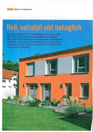 2011-01-05_Haeuser-bauen-sparen-12-1_Haus ... - Baumeister Haus