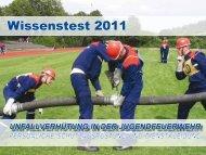 wissenstest 2011 - Persönliche Schutzausrüstung und dienstkleidung