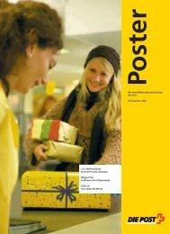 Dezember 2005 - La Poste Suisse