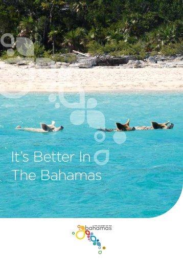 It's Better In The Bahamas - Bahamas Schulung DE