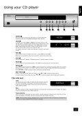 Arcam CD192 Compact Disc player Lecteur de Disque ... - Studio 22 - Page 5