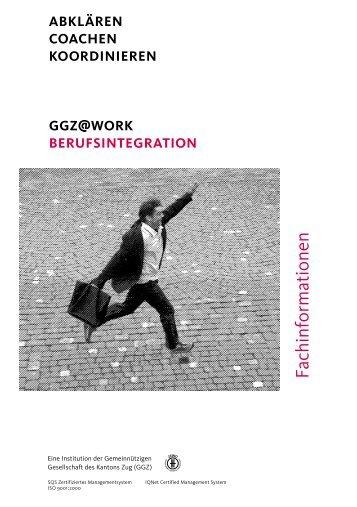 Fachinformationen - GGZ@Work