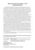 RENAISSANCE-SPEKTAKEL - Basler Madrigalisten - Seite 2