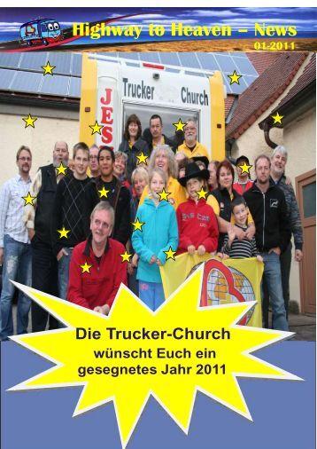 Newsletter 01/2011 - bei der Trucker-Church