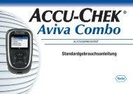 Aviva Combo - bei Accu-Chek