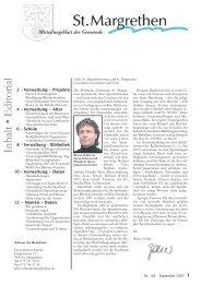185-Mitteilungsblatt-09-07 [PDF, 4.25 MB] - St. Margrethen