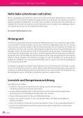 schülerVZ Lehrmaterialien Arbeitsmappe V ... - Moodle PHBern - Seite 2