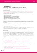 schülerVZ Lehrmaterialien Arbeitsmappe V ... - Moodle PHBern - Seite 6
