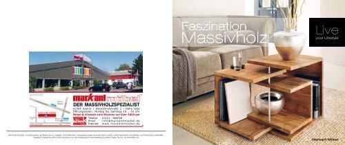 Pdf Katalog Zum Herunterladen Markant Möbel