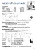 Kirchenspiegel Januar 2012 - Evang.-Luth. Kirchengemeinde ... - Seite 3