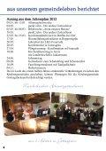 Kirchenspiegel Januar 2012 - Evang.-Luth. Kirchengemeinde ... - Seite 6
