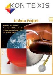 Erlebnis: Projekt! - Technische Jugendfreizeit- und ...